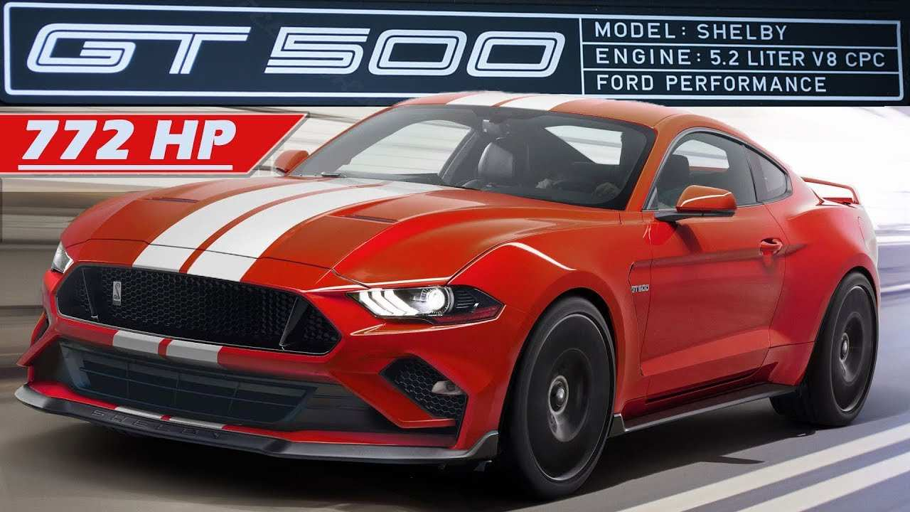 84 Concept of 2019 Ford Gt500 Specs Specs for 2019 Ford Gt500 Specs