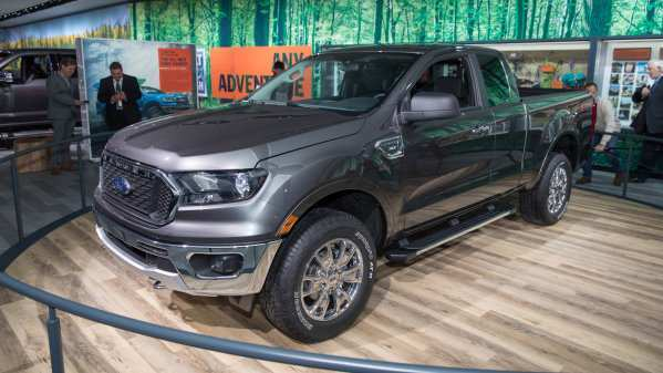 84 Concept of 2019 Ford Ranger Auto Show Specs by 2019 Ford Ranger Auto Show
