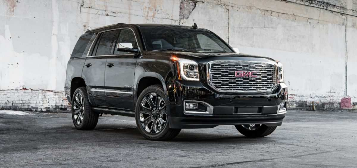 84 Concept of 2019 Gmc Yukon Changes Style for 2019 Gmc Yukon Changes