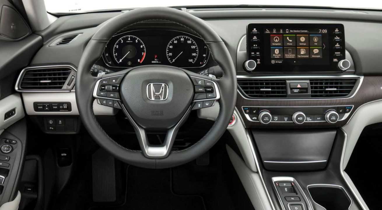 84 Concept of 2019 Honda Accord Interior History with 2019 Honda Accord Interior