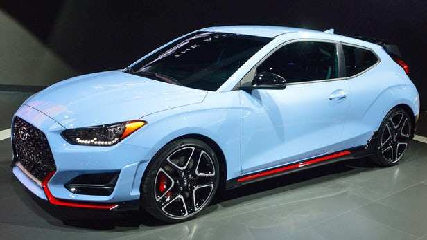 84 Concept of 2019 Hyundai Veloster N Release by 2019 Hyundai Veloster N
