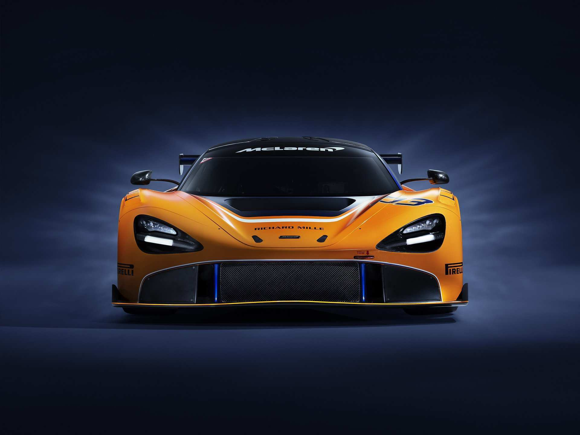 84 Concept of 2019 Mclaren 720S Gt3 Performance by 2019 Mclaren 720S Gt3