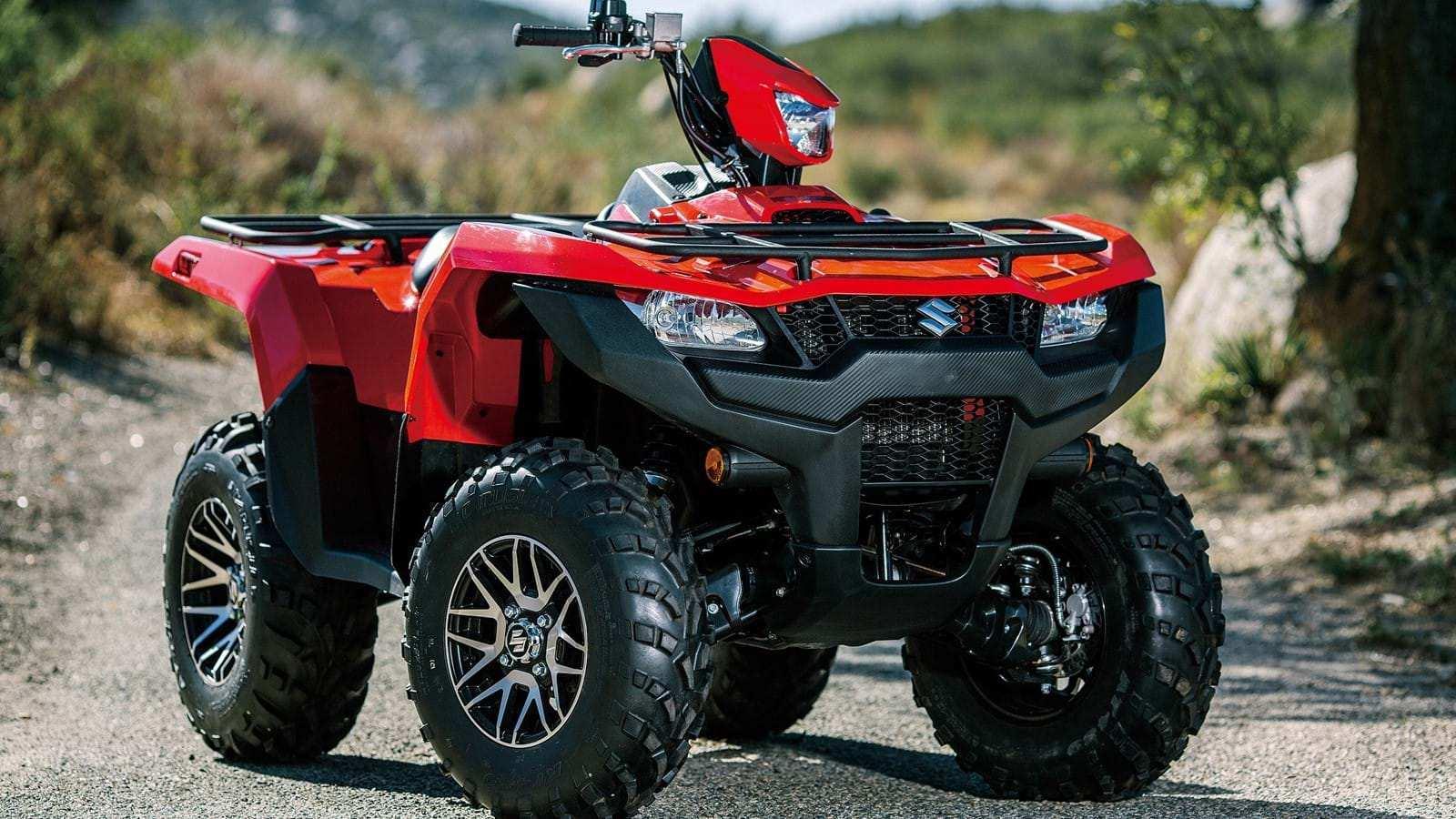 84 Concept of 2019 Suzuki Atv Overview by 2019 Suzuki Atv