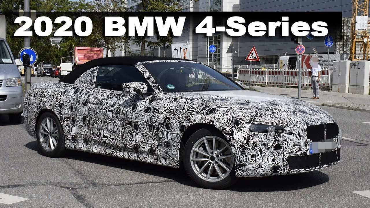 84 Concept of 2020 Bmw 4 Series New Review by 2020 Bmw 4 Series