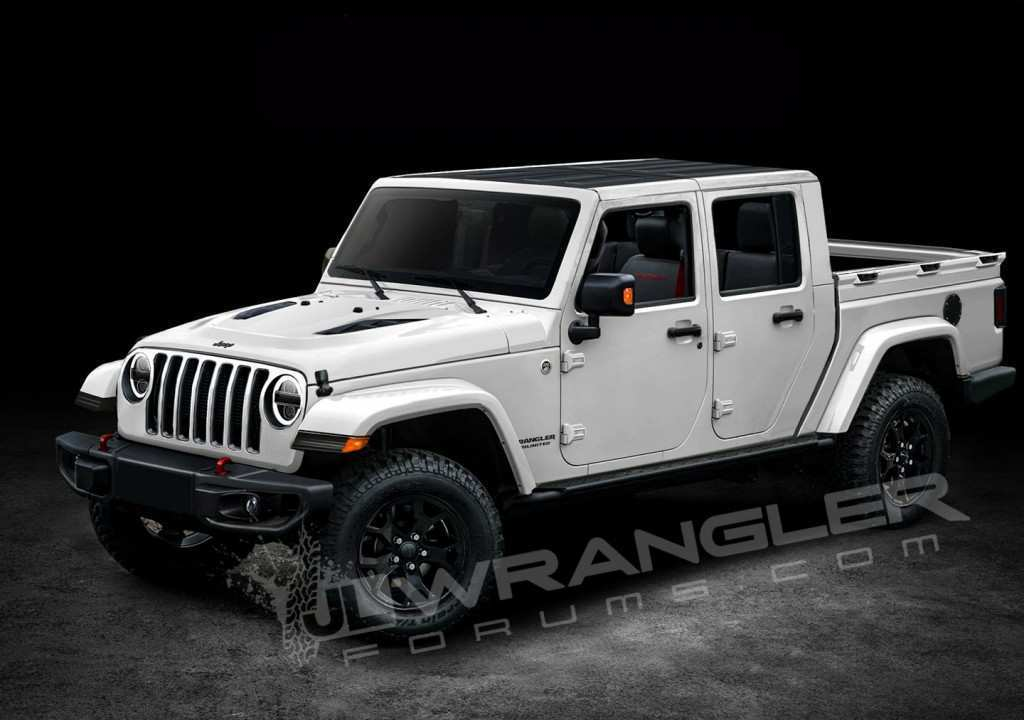 84 Concept of 2020 Jeep Wrangler Pickup Truck Wallpaper by 2020 Jeep Wrangler Pickup Truck