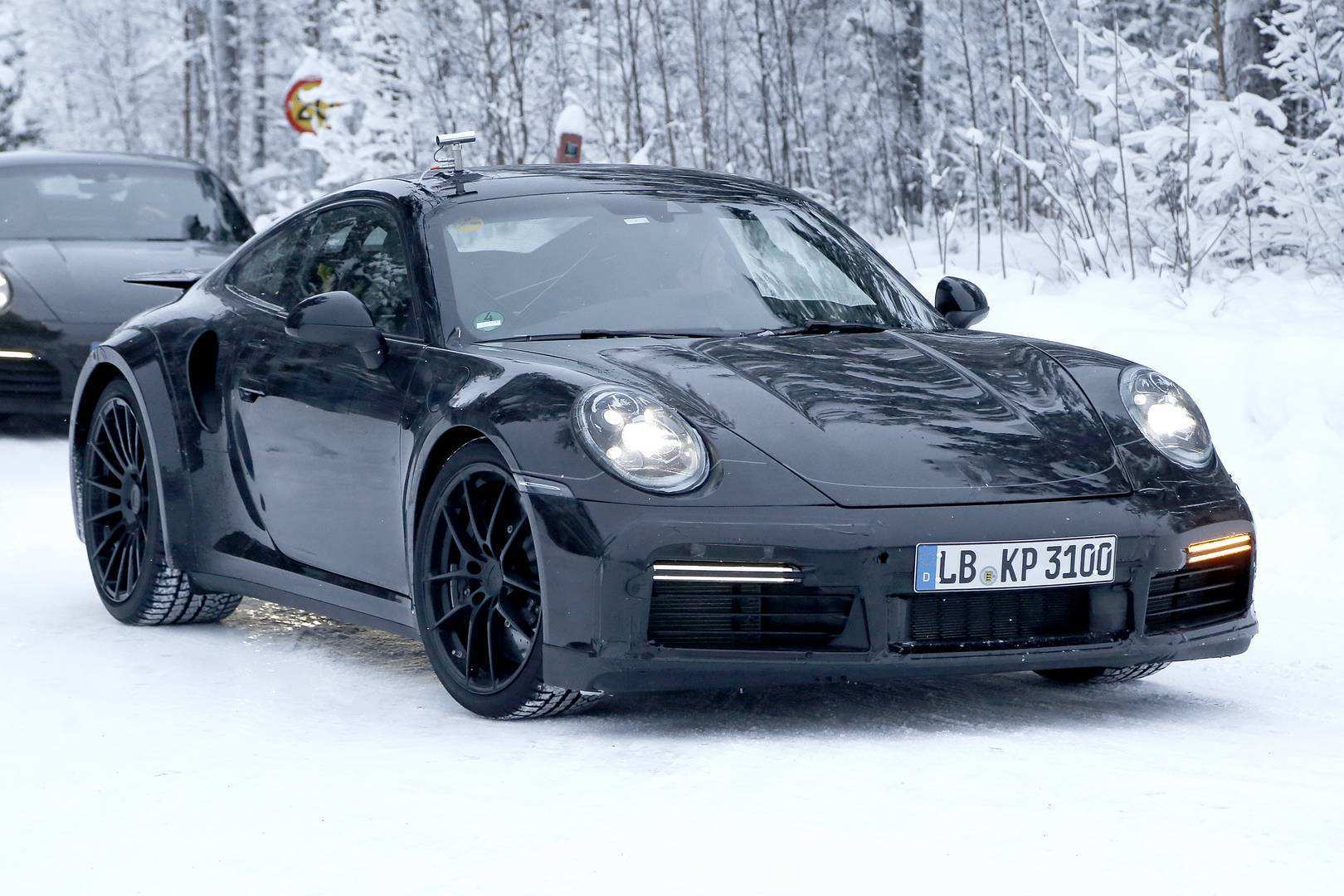 84 Concept of 2020 Porsche Turbo S Performance and New Engine by 2020 Porsche Turbo S