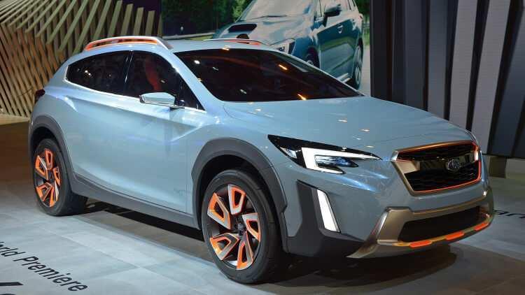 84 Concept of 2020 Subaru Hybrid Model with 2020 Subaru Hybrid