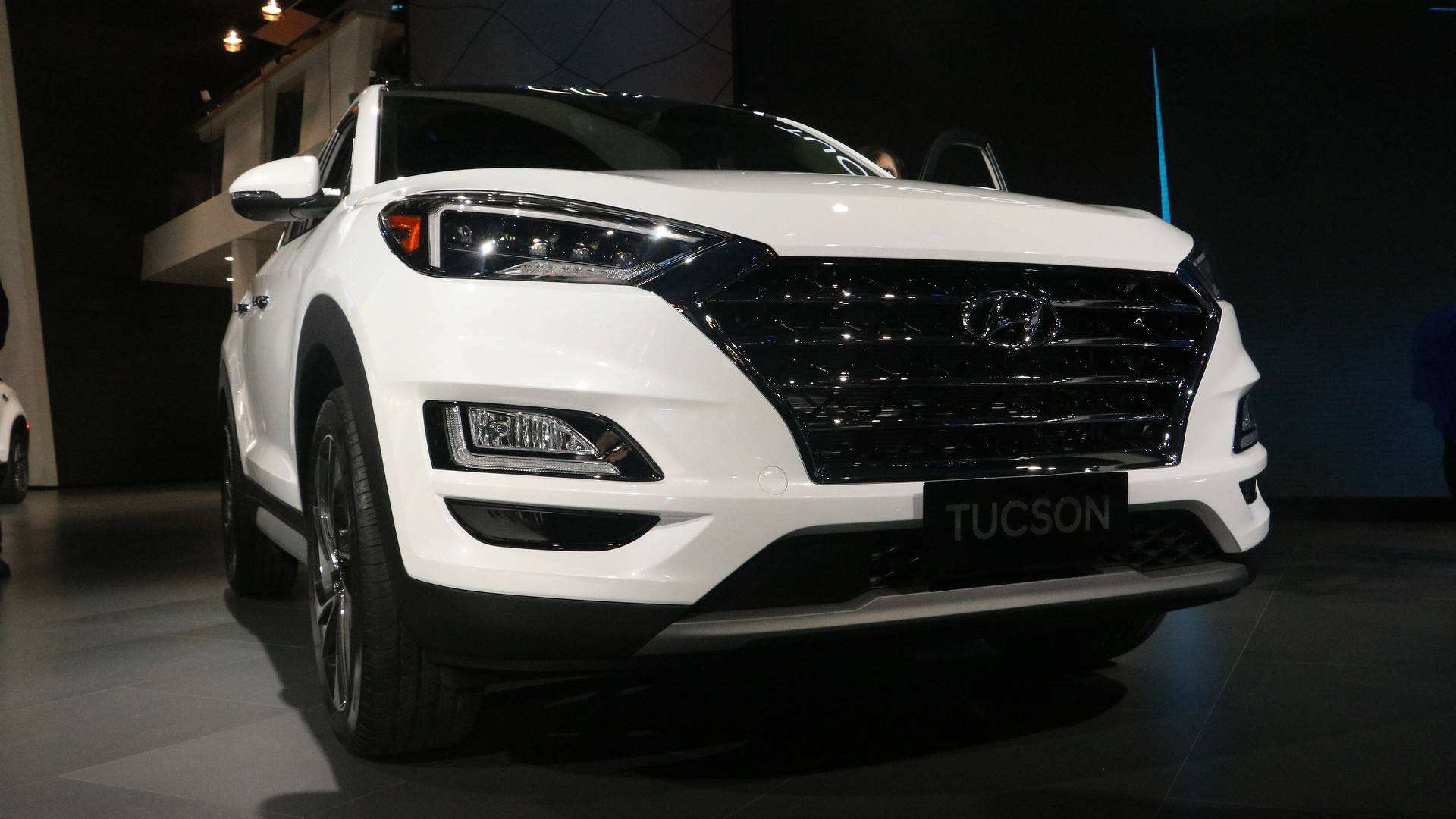84 Concept of Hyundai Tucson 2019 Facelift Performance with Hyundai Tucson 2019 Facelift