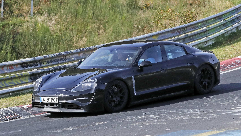 84 Concept of Porsche Pajun 2020 History by Porsche Pajun 2020