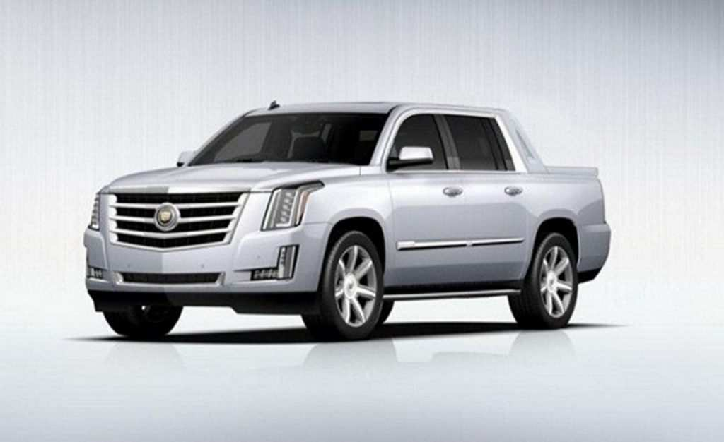 84 Gallery of 2019 Cadillac Escalade Concept Photos for 2019 Cadillac Escalade Concept