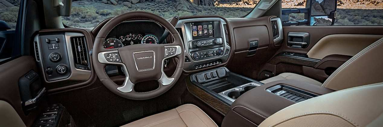 84 Gallery of 2019 Gmc Sierra Denali Interior Model with 2019 Gmc Sierra Denali Interior