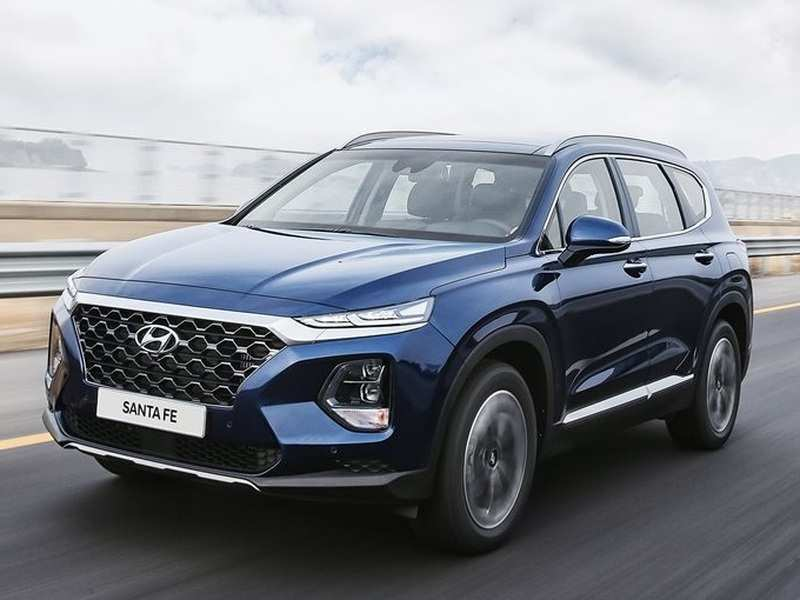 84 Gallery of 2019 Hyundai Santa Fe Engine Concept by 2019 Hyundai Santa Fe Engine