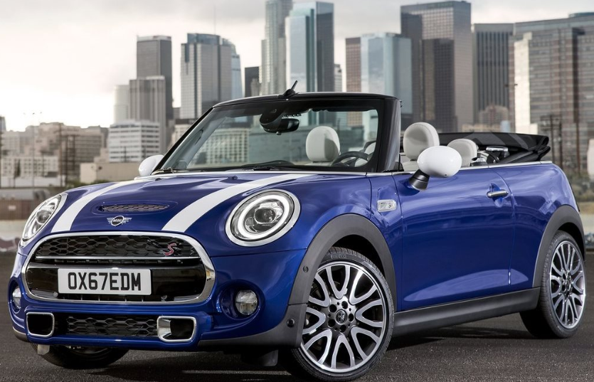 84 Gallery of 2019 Mini Convertible Review Wallpaper with 2019 Mini Convertible Review