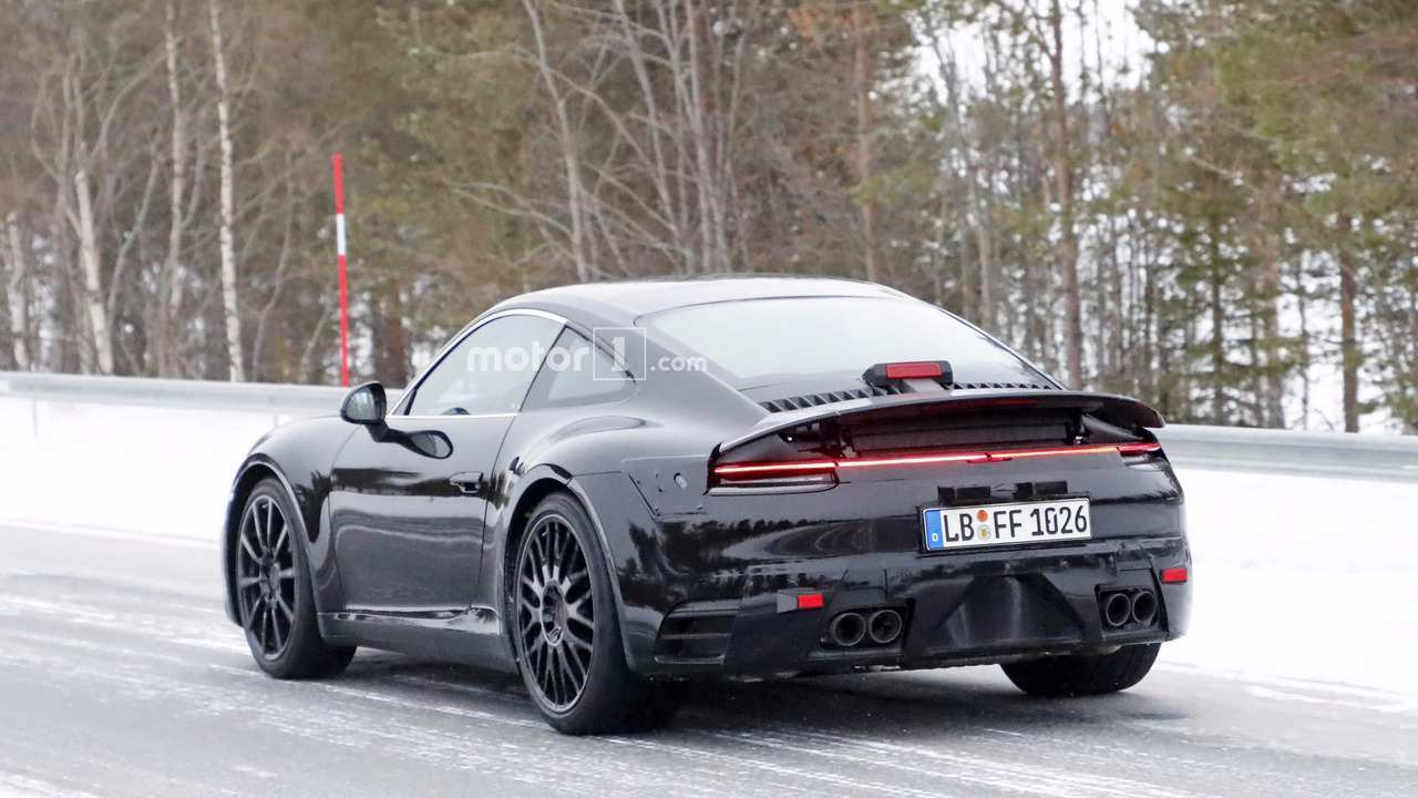 84 Gallery of 2019 Porsche Supercar Overview by 2019 Porsche Supercar
