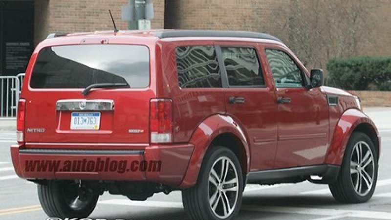 84 Gallery of 2020 Dodge Nitro Pricing by 2020 Dodge Nitro