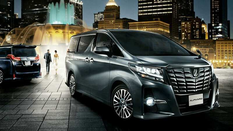 84 Gallery of 2020 Toyota Alphard Specs and Review for 2020 Toyota Alphard