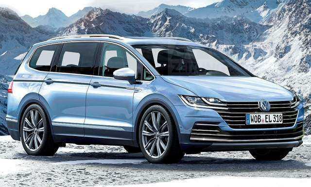 84 Gallery of 2020 Vw Sharan Redesign and Concept for 2020 Vw Sharan