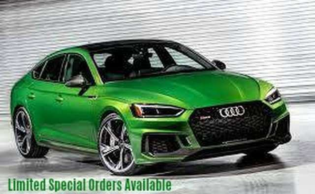 84 Gallery of New 2019 Audi Rs5 Ratings for New 2019 Audi Rs5