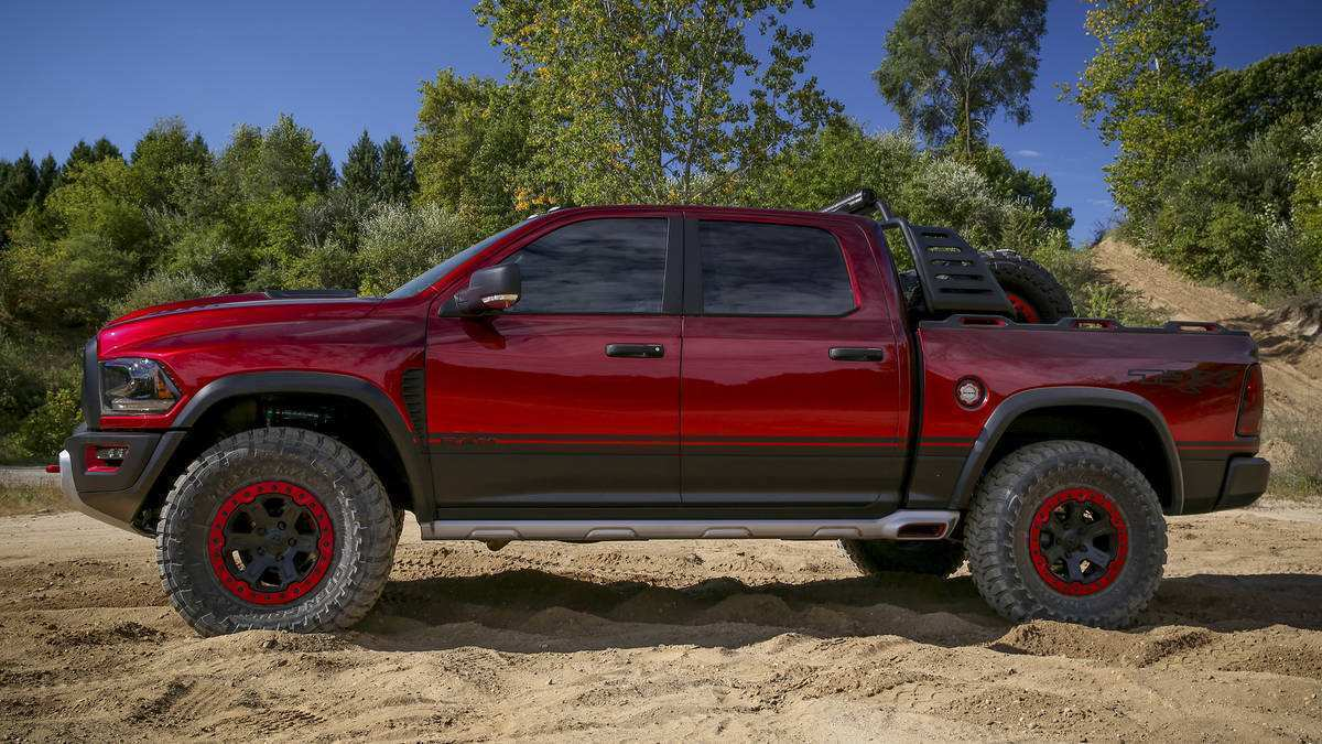 84 Great 2019 Dodge Ram Prototype History by 2019 Dodge Ram Prototype