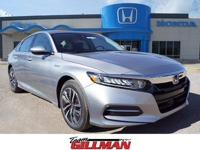 84 Great 2019 Honda Accord Hybrid Release Date by 2019 Honda Accord Hybrid
