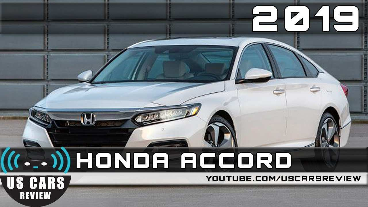 84 Great 2019 Honda Accord Youtube Redesign for 2019 Honda Accord Youtube