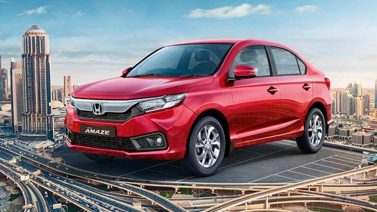 84 Great 2019 Honda Brio Amaze Release Date by 2019 Honda Brio Amaze