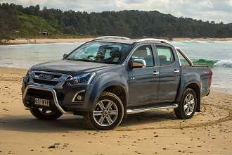 84 Great 2019 Isuzu Ute Release Date with 2019 Isuzu Ute