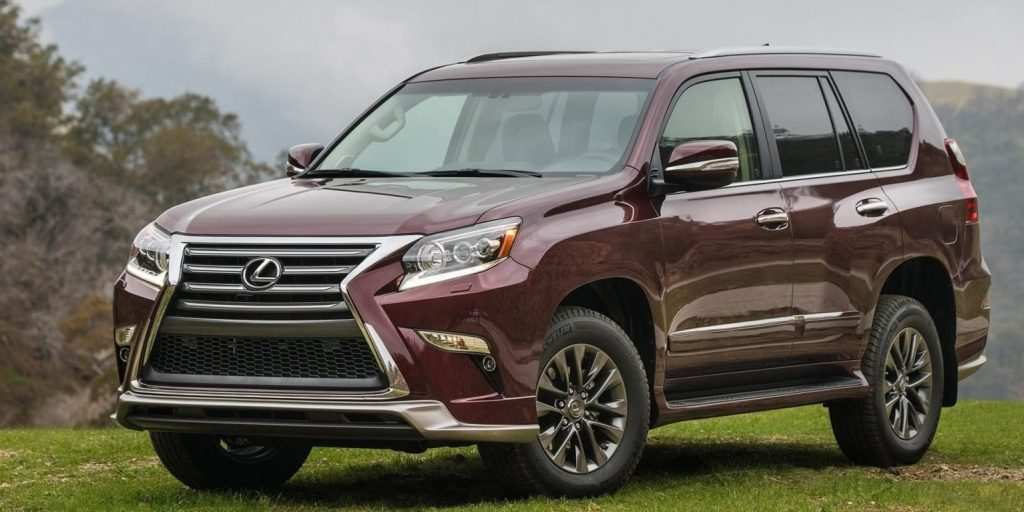 84 Great 2019 Lexus Gx 460 Redesign Reviews by 2019 Lexus Gx 460 Redesign