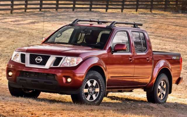 84 Great 2019 Nissan Frontier Specs Rumors with 2019 Nissan Frontier Specs