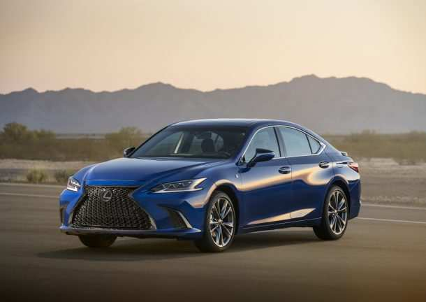84 Great 2019 Toyota Lexus Spesification by 2019 Toyota Lexus