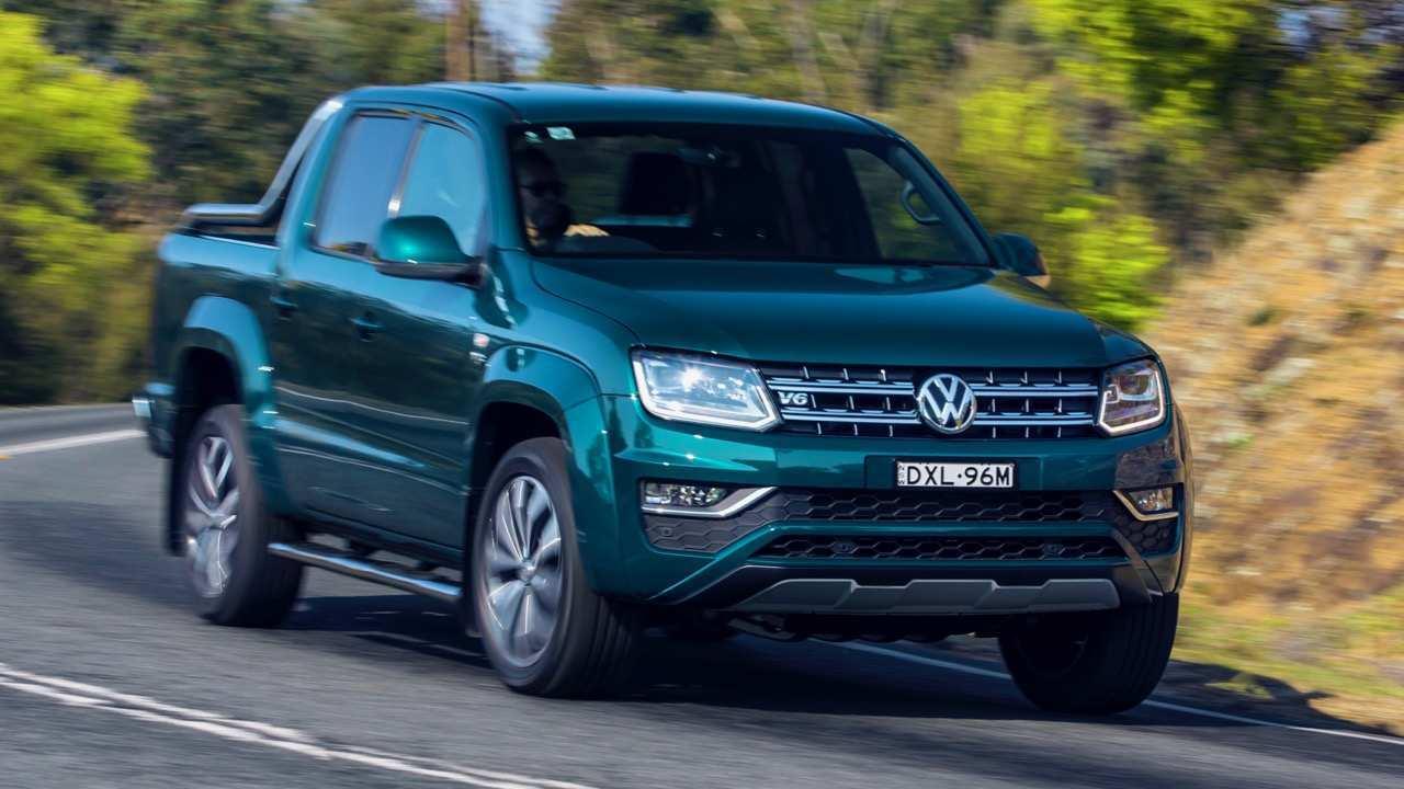 84 Great 2019 Volkswagen Amarok Release Date for 2019 Volkswagen Amarok