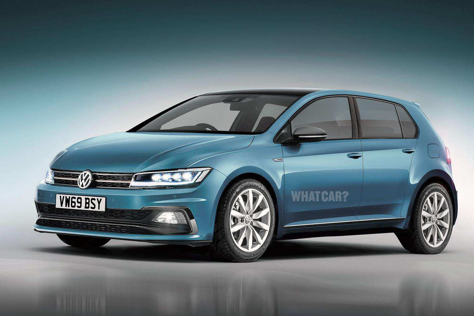 84 Great 2019 Vw Golf Mk8 Overview with 2019 Vw Golf Mk8