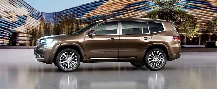 84 Great 2020 Jeep Commander New Review for 2020 Jeep Commander