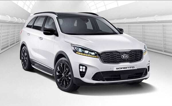84 Great 2020 Kia Suv Spy Shoot by 2020 Kia Suv