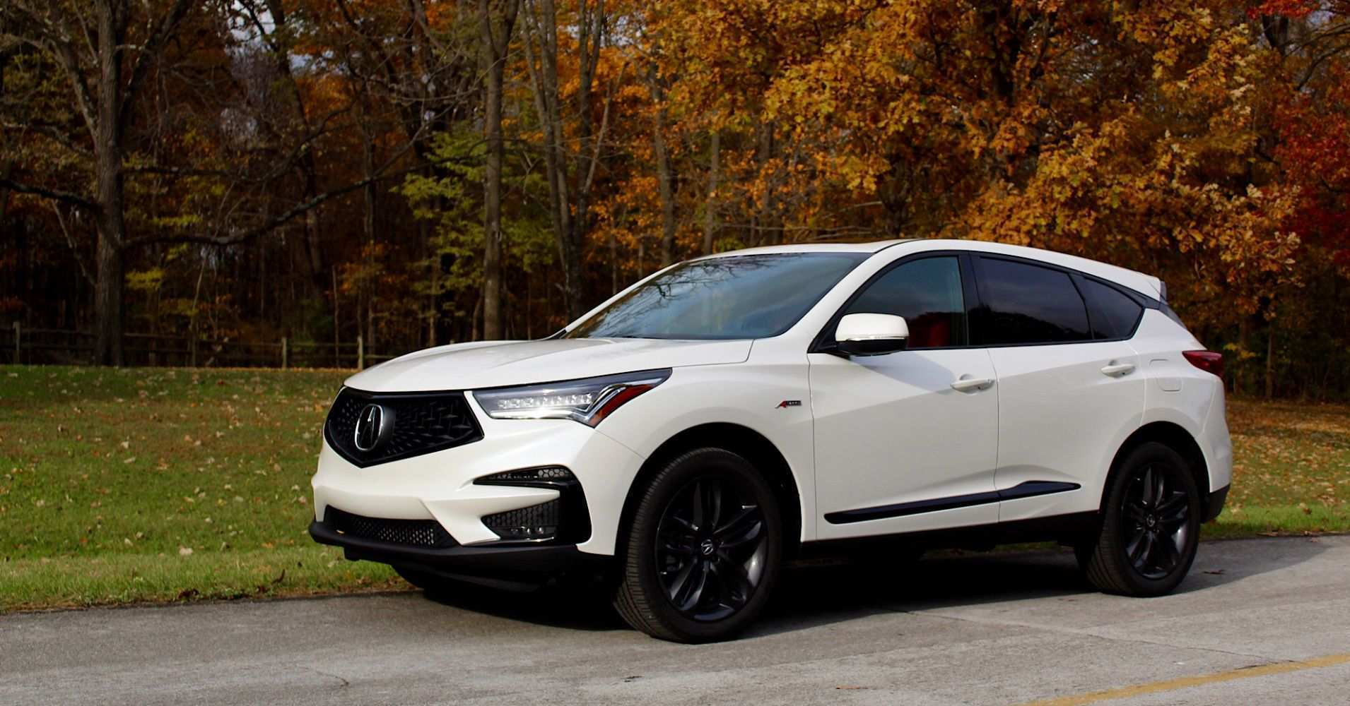 84 New 2019 Acura Rdx Preview Configurations with 2019 Acura Rdx Preview