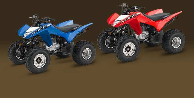 84 New 2019 Honda Trx250X Redesign with 2019 Honda Trx250X