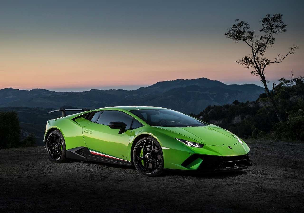 84 New 2019 Lamborghini Huracan Performante Model by 2019 Lamborghini Huracan Performante