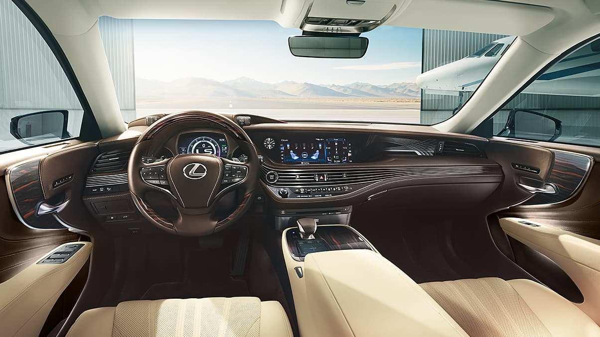 84 New 2019 Lexus Ls Redesign and Concept for 2019 Lexus Ls