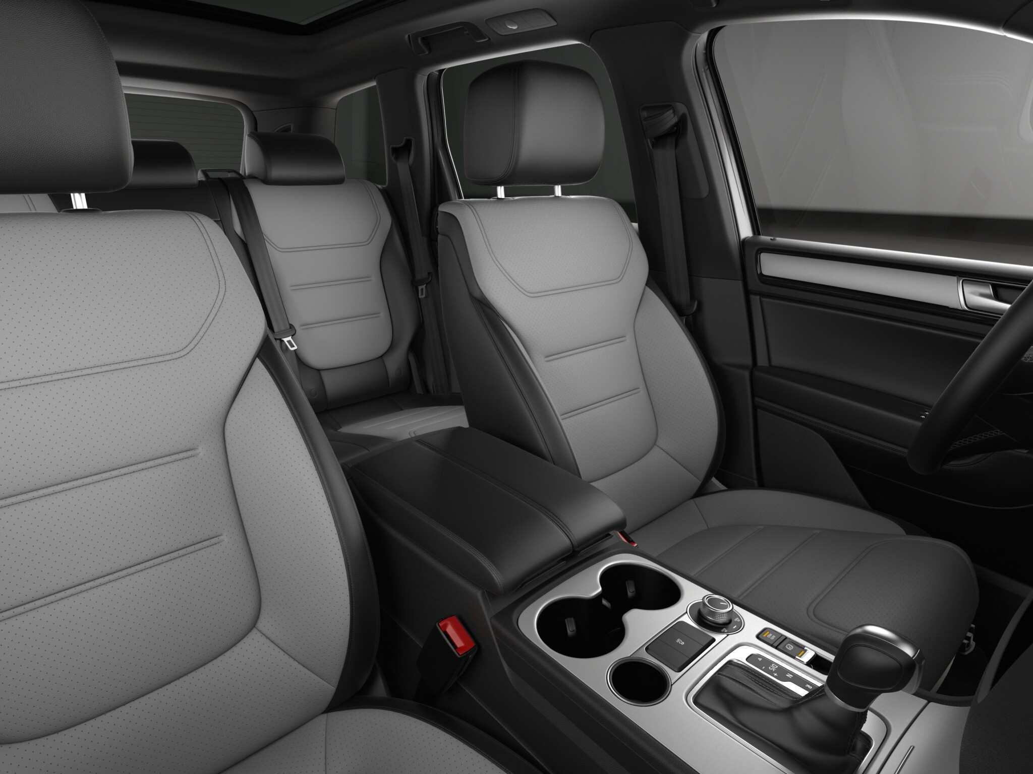 84 New 2019 Volkswagen Touareg Interior New Concept with 2019 Volkswagen Touareg Interior