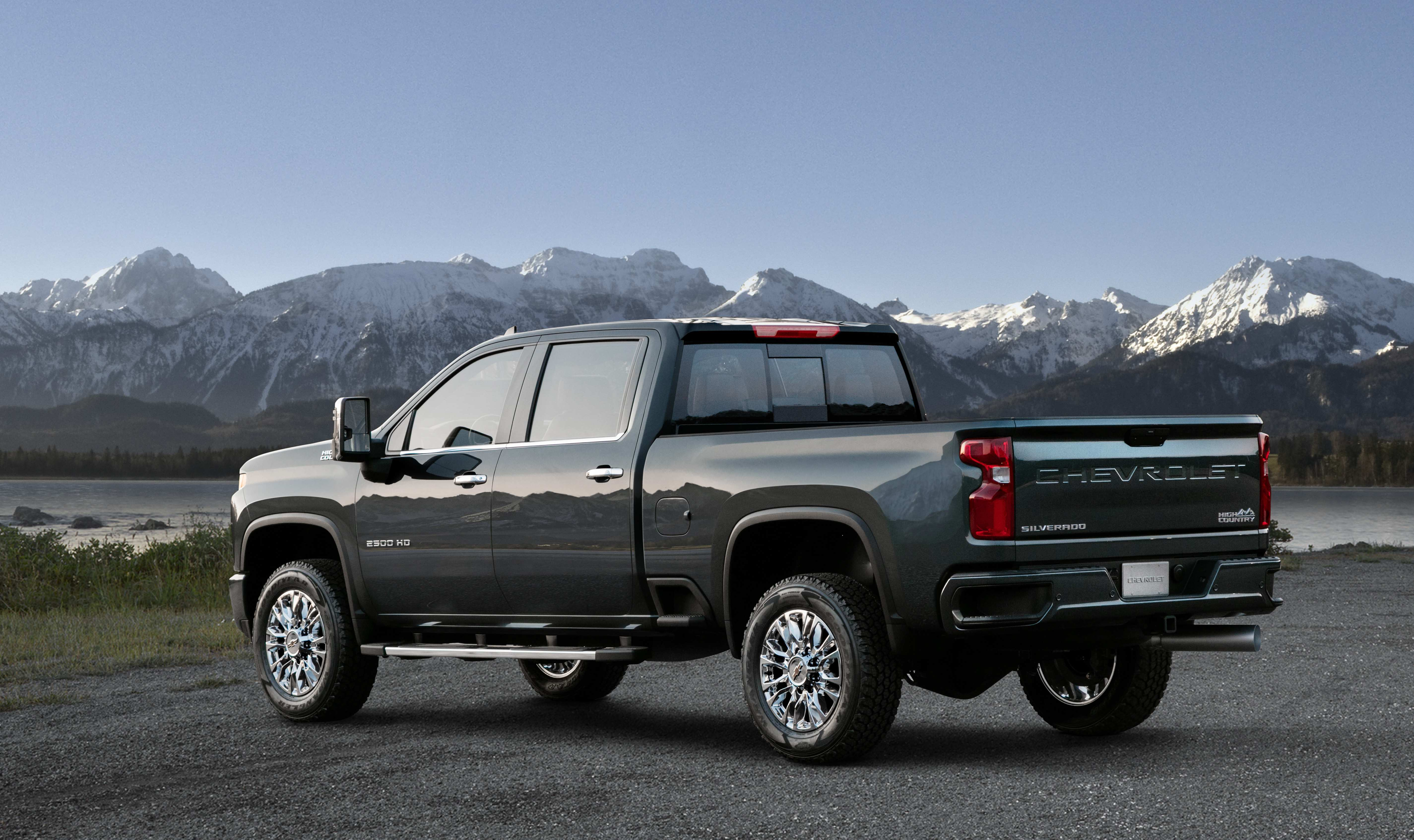 84 New 2020 Chevrolet Hd Model for 2020 Chevrolet Hd