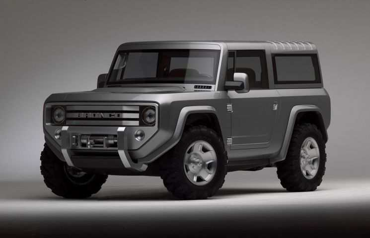 84 New 2020 Ford Bronco With Removable Top First Drive by 2020 Ford Bronco With Removable Top