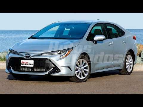 84 New 2020 Toyota Corolla Redesign Performance and New Engine by 2020 Toyota Corolla Redesign