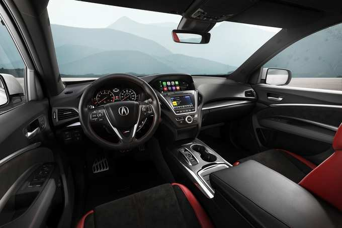 84 The 2019 Acura Mdx Release Date Spy Shoot by 2019 Acura Mdx Release Date