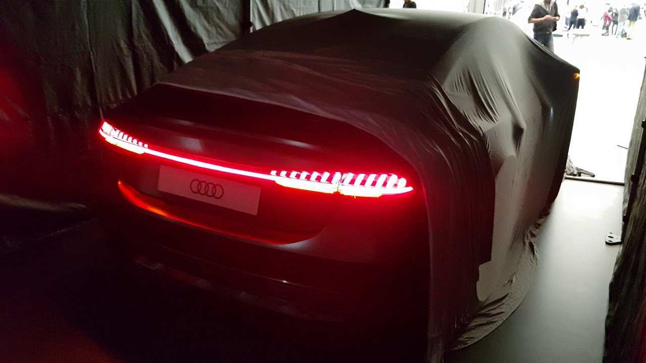 84 The 2019 Audi A7 Headlights Concept with 2019 Audi A7 Headlights