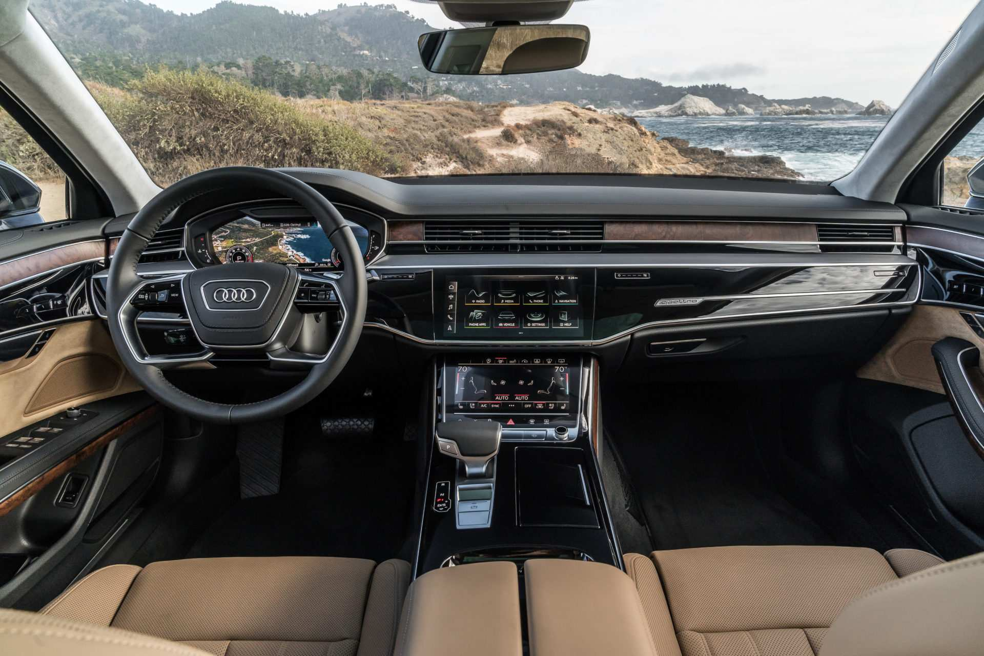 84 The 2019 Audi A8 Features History with 2019 Audi A8 Features