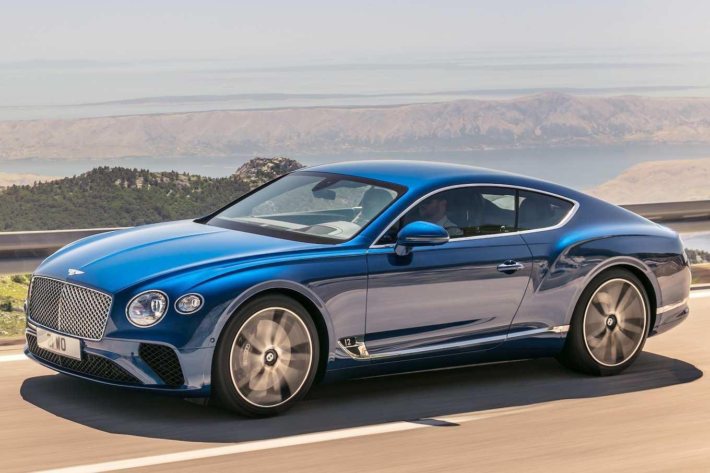 84 The 2019 Bentley Concept with 2019 Bentley