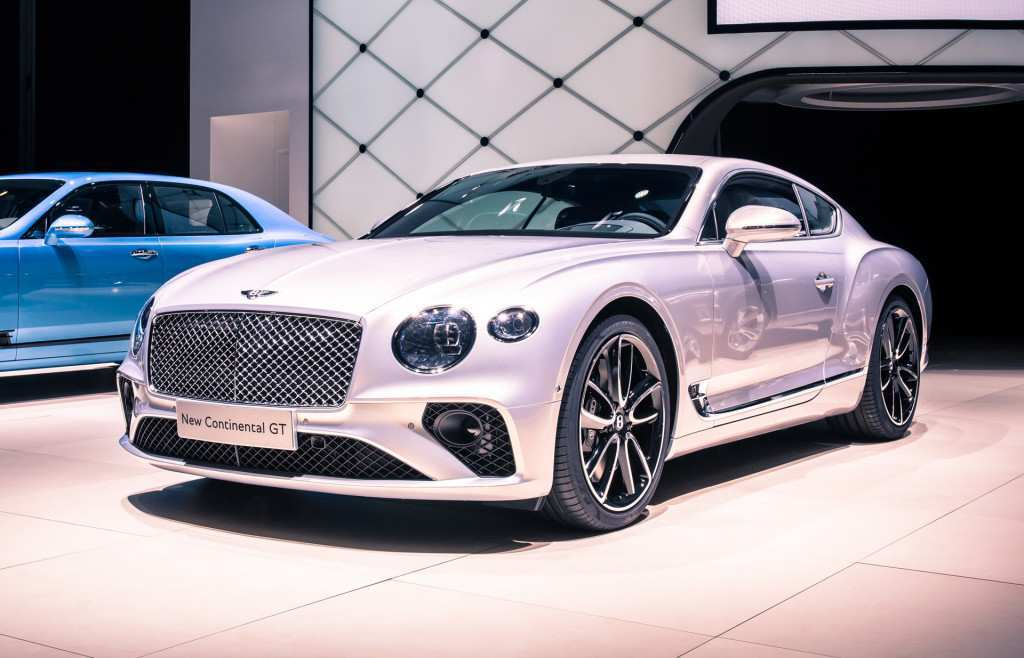 84 The 2019 Bentley Continental Gt V8 Pricing for 2019 Bentley Continental Gt V8