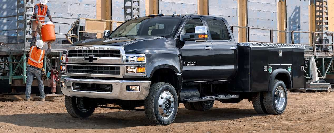 84 The 2019 Chevrolet Heavy Duty Trucks Exterior for 2019 Chevrolet Heavy Duty Trucks