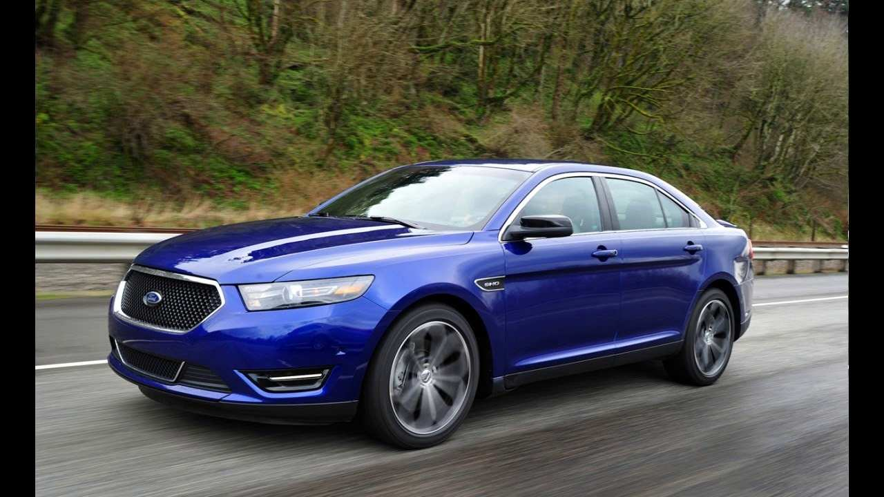 84 The 2019 Ford Taurus Sho Release by 2019 Ford Taurus Sho