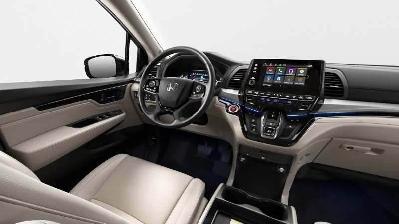 84 The 2019 Honda Odyssey Release Research New with 2019 Honda Odyssey Release